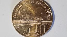 Chemin De Fer De La Mure  2006 - Monnaie De Paris