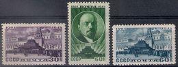 Russia 1948, Michel Nr 1183-85, MLH OG - 1923-1991 USSR