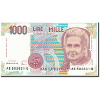 Billet, Italie, 1000 Lire, 1990, KM:114c, NEUF - [ 1] …-1946 : Regno