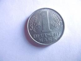 (E113)-ALLEMAGNE-PIECE DE 1 DEUTSCHE MARK-1963A - 1 Mark
