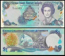 Cayman Islands 1 Dollar 2005 UNC - Cayman Islands
