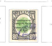 Nicaragua PO 1956 Tipo 47/55 Surch. Scott.771+ Usato/Nuovi On Scott.Album See Scans - Nicaragua