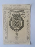 Ex Libris Dynastie De Warenghien De Flory - Ex-libris