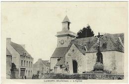 CAMORS (Morbihan) - L'Eglise - France