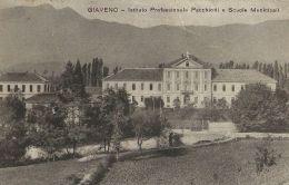 GIAVENO ISTITUTO PROFESSIONALE PACCHIOTTI E SCUOLE MUNICIPALI 1924 - Italia