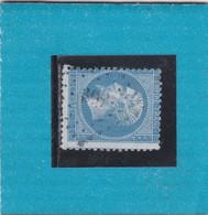 N° 22  PC   392  BICETRE Ou GENTILLY   /  SEINE & PARIS  - REF 9820 + VARIETE - 1862 Napoléon III.