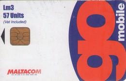 TARJETA TELEFONICA DE MALTA. (066) - Malta