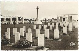 Environs D'Arromanches (Calvados) - Cimetière Britanique De Ryes-Bazenville. (débarquement, Guerre 39-45 Ww2 Normandie) - France