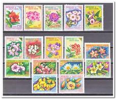 Opper-Volta 1963, Postfris MNH, Flowers - Opper-Volta (1958-1984)