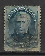 ETATS - UNIS   -   1875 .  Y&T N° 59 Oblitéré. - 1847-99 General Issues