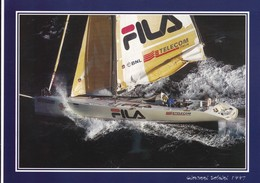 PROMOCARD N°  809  GIOVANNI SOLDINI 1997 MAXICARD - Reclame