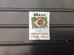 Brazilië / Brazil - Vlag (A) 1991 - Brazilië