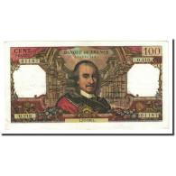 France, 100 Francs, 1967-02-02, KM:149b, TTB+, Fayette:65.16 - 1962-1997 ''Francs''