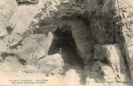 - 44 - BATZ (Loire-Inf.) - Sur La Côte  Deuxième Grottes Des Jumelles. - - Batz-sur-Mer (Bourg De B.)