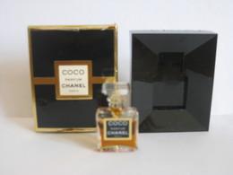 MINIATURE DE PARFUM COCO DE CHANEL PARFUM - Miniatures Modernes (à Partir De 1961)