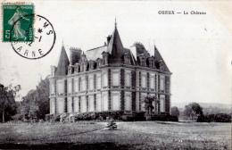 Gueux (Marne) Le Château - France