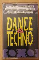 DANCE&TECHNO. USADO - USED. - Casetes