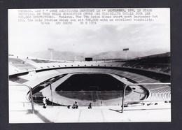 Photo Originale Agence France Presse - Stade Principal Stadium Stadio Teheran Iran 7ème Jeux Asiatiques 1974 - Sport