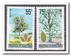 Opper-Volta 1978, Postfris MNH, Trees - Opper-Volta (1958-1984)