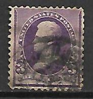 ETATS - UNIS   -   1890 .  Y&T N° 72 Oblitéré. - 1847-99 Emissioni Generali