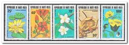 Opper-Volta 1982, Postfris MNH, Flowers - Opper-Volta (1958-1984)