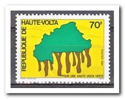 Opper-Volta 1981, Postfris MNH, Trees - Opper-Volta (1958-1984)