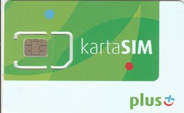 Poland - Plus (standard, Micro SIM) - GSM SIM  - Mint - Poland