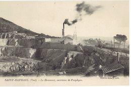 83 LE DRAMONT Carrière De Porphyre - France