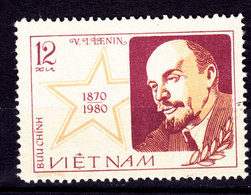 Vietnam 1980 Mi. 1091       12 Xu Wladimir Iljitsch Lenin - Vietnam
