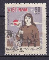 Vietnam 1982 Mi. 1222 A       30 Xu Arbeitermiliz Perf. 11 - Vietnam