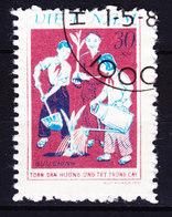 Vietnam 1981 Mi. 1188      30 Xu Aufforstung Pflanzen Baum - Vietnam