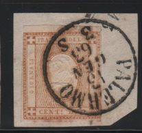 1862 2 C. Bistrò US - 1861-78 Vittorio Emanuele II