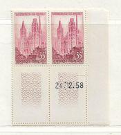 FRANCE   ( FR - 2662 )   1957  N° YVERT ET TELLIER  N° 1129  N** - Unused Stamps