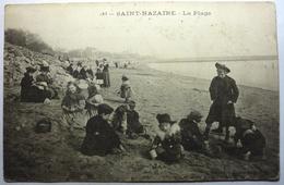 LA PLAGE - SAINT NAZAIRE - Saint Nazaire