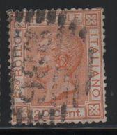 1867 20 C. US - 1861-78 Vittorio Emanuele II