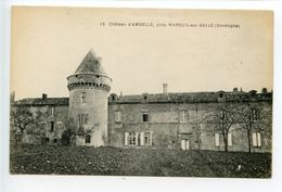 Sainte Croix De Mareuil Château D'Ambelle - France