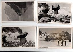 Chile (Chili)  Cordllera De Los Andes .lot De 4 CP Semi Modernes (PPP7369) - Chile