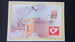 Émission Commune: Liaison Postale Innsbruck-Malines (Berlin ) - Cartes Souvenir