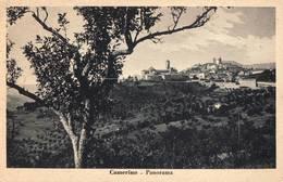 AG0166 MACERATA CAMERINO - Macerata