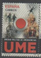 SPAIN , 2016, MNH, MILITARY, EMERGENCY RESPONSE UNIT, 1v - Museums