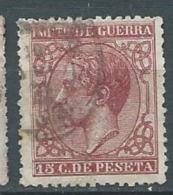 Espagne - Impot De Guerre  - Yvert N° 10  Oblitéré    -   Po56223 - Impuestos De Guerra