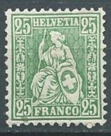 Suisse    - Yvert N° 45 * - Po56238 - Ongebruikt