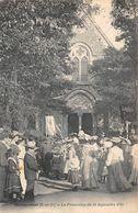 MONTMELIANT - La Procession Du 11 Septembre 1904 - France