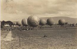 Aviation - Course Gordon-Bennett - Genève - 1922 - Aeronaves