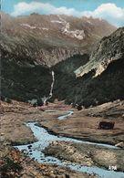 AULUS LES BAINS  Plateau Et Cascade D'Agneserre - France