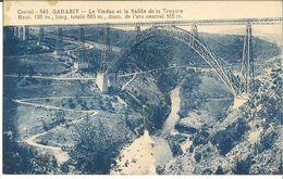 LE CANTAL - VIADUC-de-GARABIT - Et La Vallée De La Truyère - Non Classés