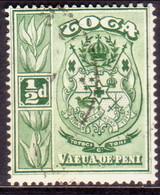 TONGA 1942 SG 74 ½d Used Wmk Mult.Script CA - Tonga (...-1970)
