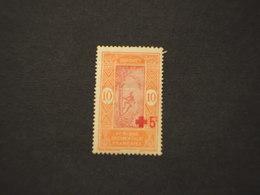 DAHOMEY - 1915 CROCE ROSSA (lievi Difetti) - NUOVI(+) - Unused Stamps