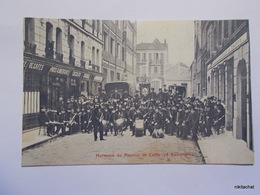 PARIS-Harmonie Du Planteur De Caiffa(75 Exécutants) - Distretto: 14