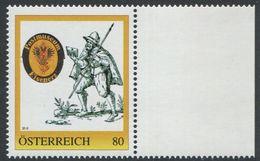 ÖSTERREICH / 8125729 / Postmuseum Eisenerz / 80 Cent / Postfrisch / ** / MNH - Personalisierte Briefmarken